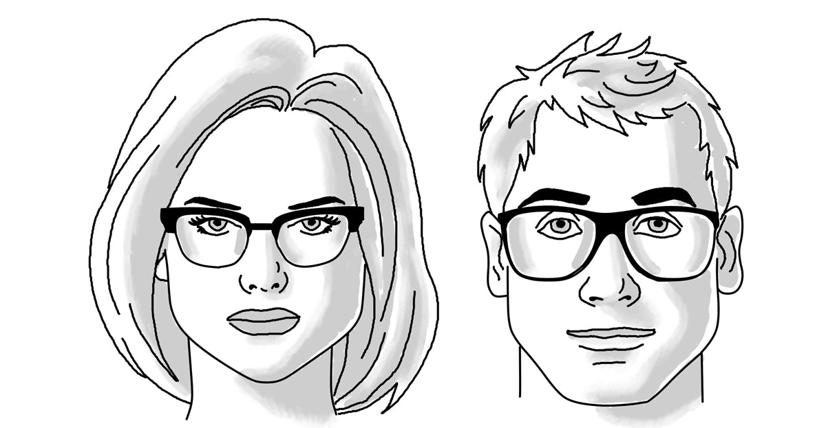 Face Shape Glasses Guide