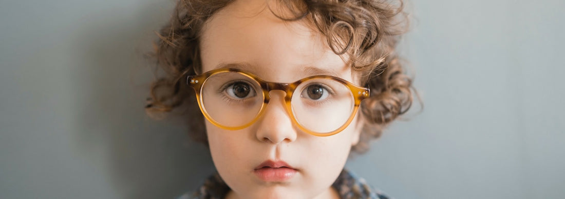 How to Find the Right Pair of Glasses for your Child