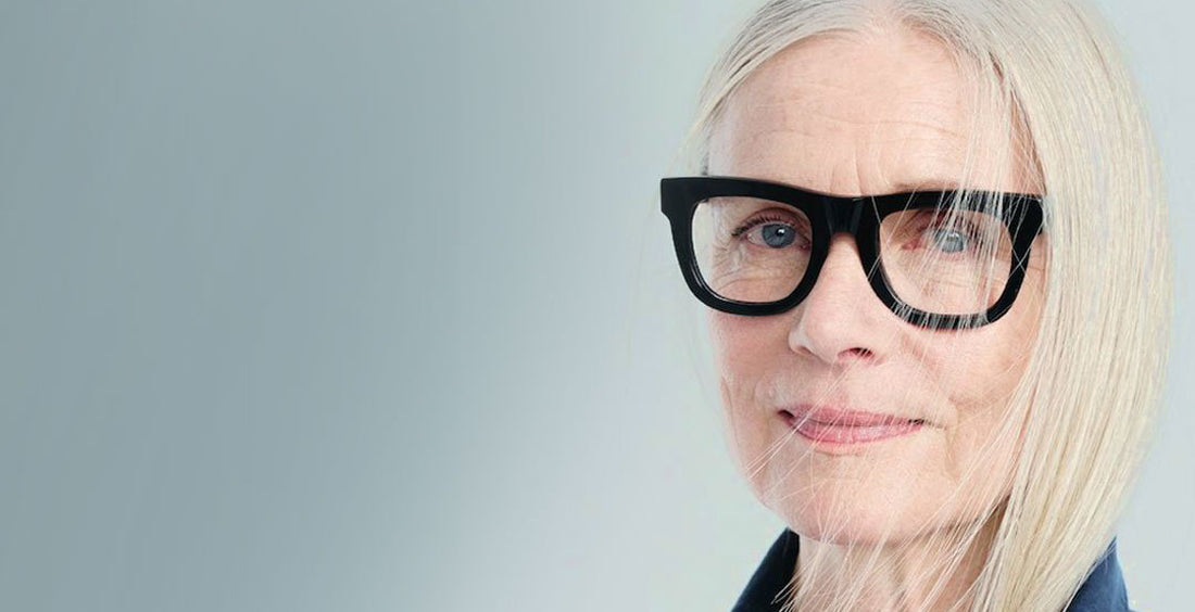 How to Pick Glasses That Will Make You Look Younger