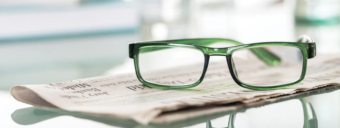 Selecting The Best Frame Material For Your Eyeglasses