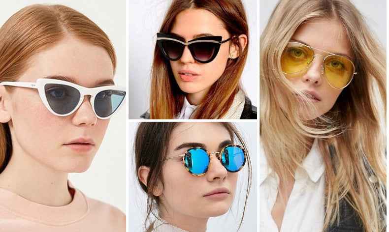 Summer 2019 Sunglasses Trends