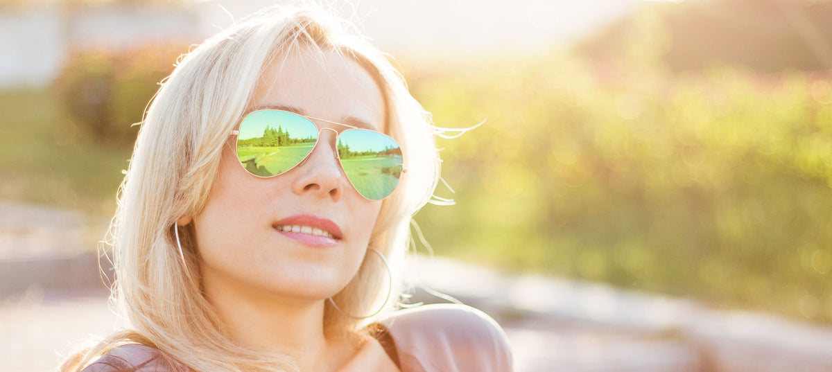 Sunglasses have become an indispensable accessory