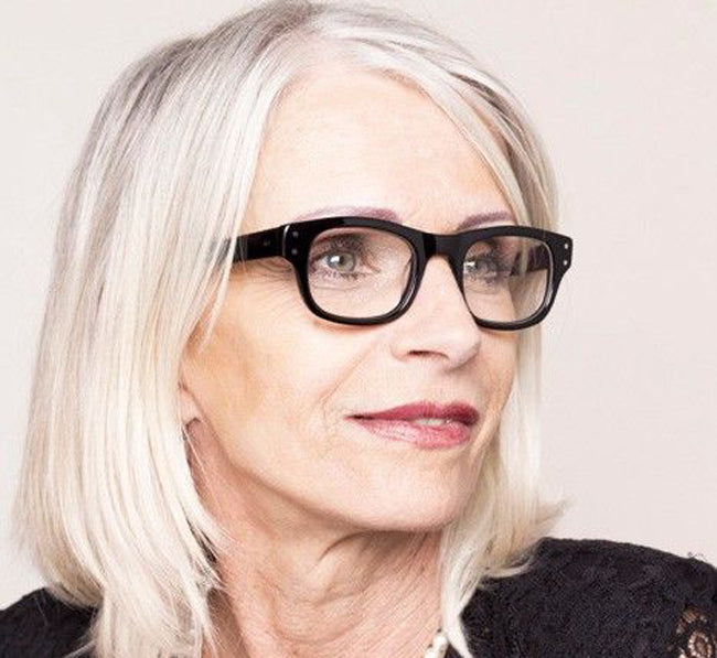 Best Color Glasses for Grey hair