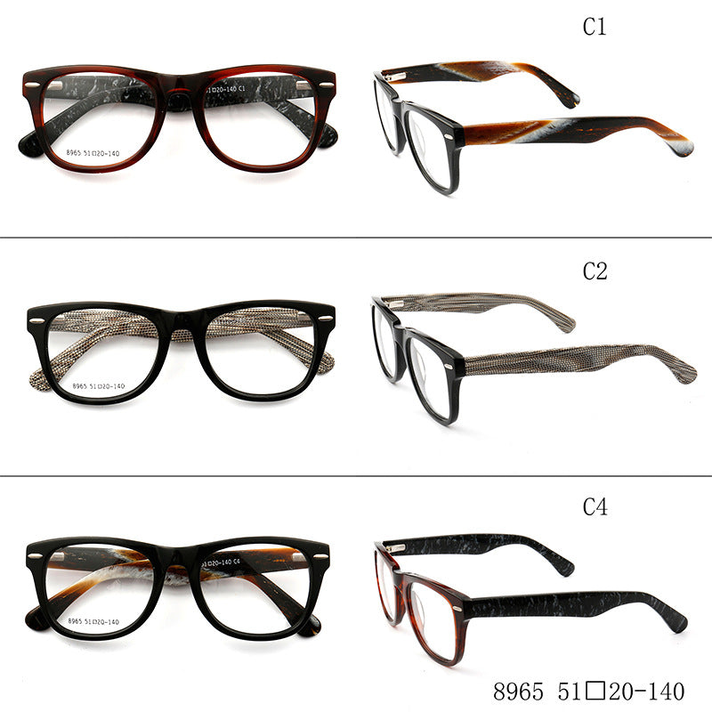 Cat-Eye Glasses 8965