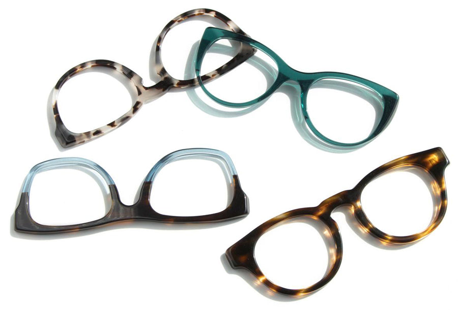 How to Choose the Right Glasses Frame Material for You