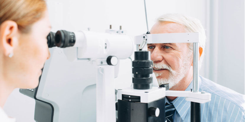 Eye Care for Elderly People