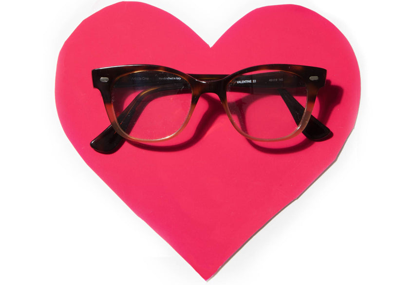 Heart shaped face Glasses