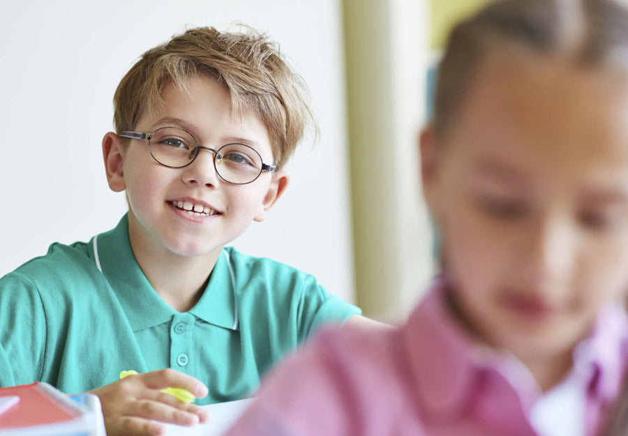 6 Tips for Buying Kids Prescription Eyeglasses
