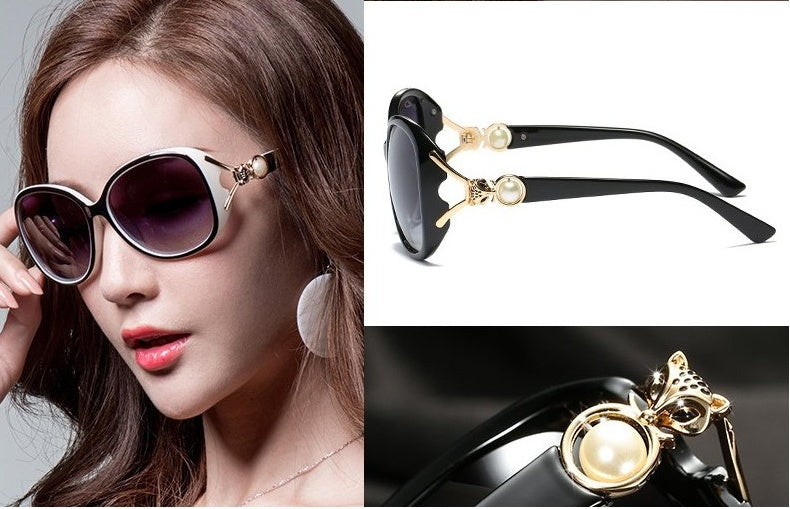 Round Sunglasses 7616