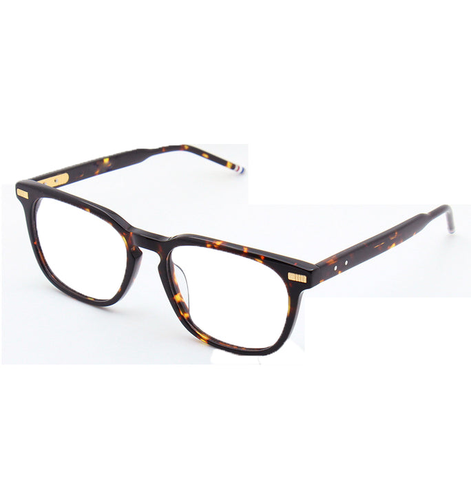 Reading Eyeglasses Frame TB402 Acetate Square Prescription Glasses