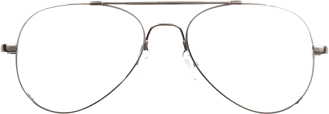 Aviator Glasses 9001