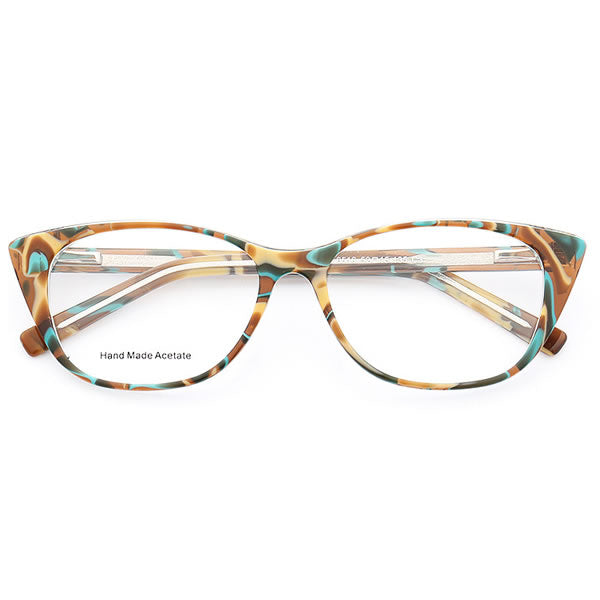 Cat-Eye Glasses 6516