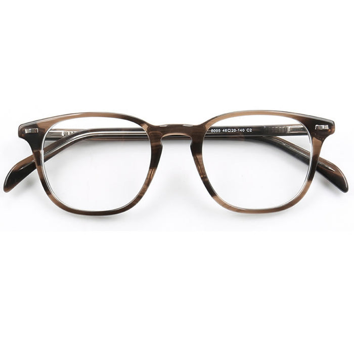 Cat-Eye Glasses 8095