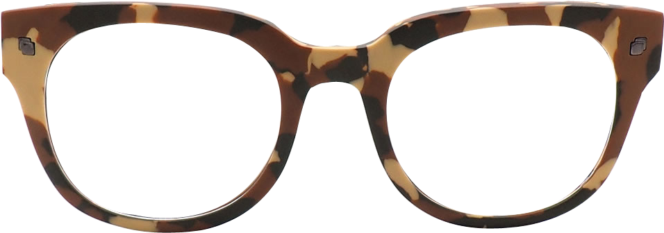 Cat-Eye Glasses K9071 glasses