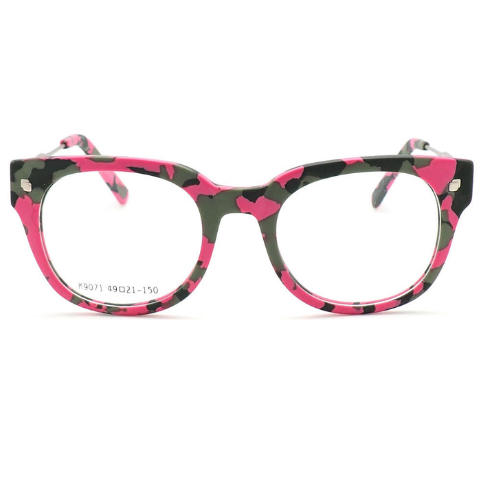 Cat-Eye Glasses K9071