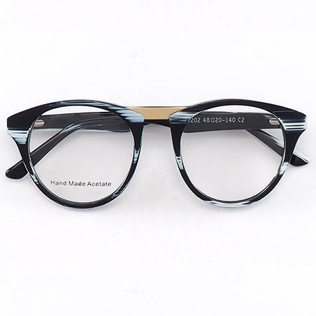 Cat-Eye Glasses K9202