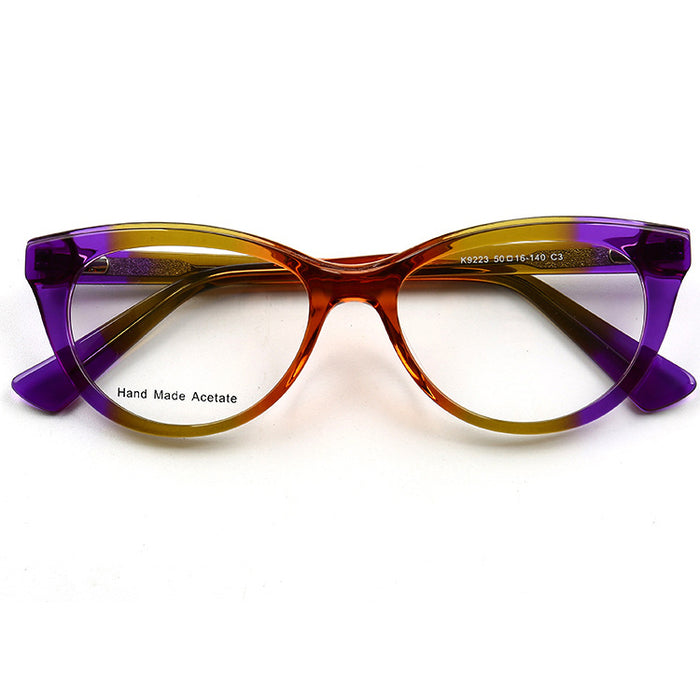 Cat-Eye Glasses K9223