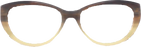 Cat-Eye Glasses K9034