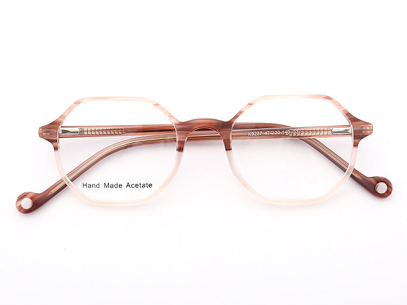 Polygon Glasses K9237