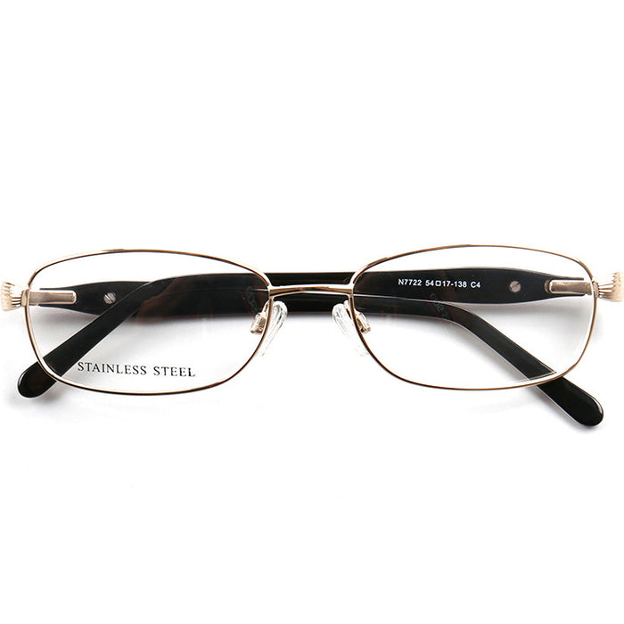 Rectangle Glasses N7722