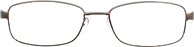 Rectangle Glasses N7723