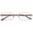 Rectangle Glasses N7724