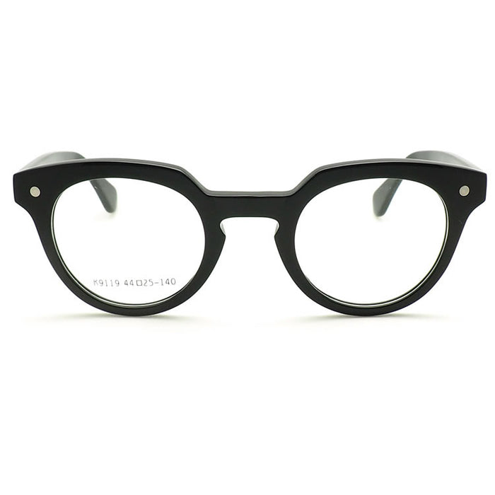 Retro Round Glasses K9119