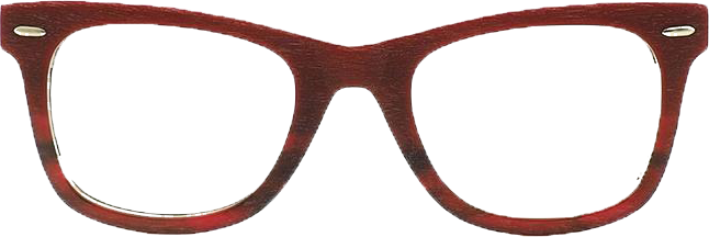 Square Glasses 9001