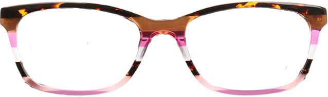 Square Glasses B002