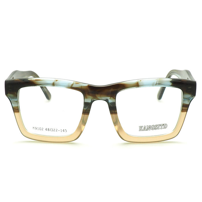 Square Glasses K9102