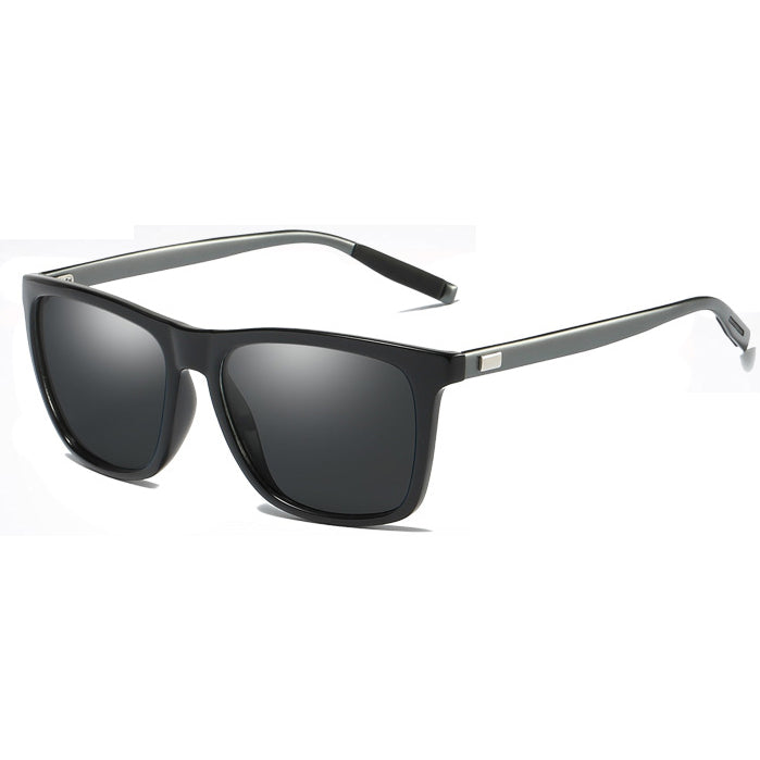 Square Browline Sunglasses A387