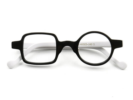 Square & Round Glasses 8938