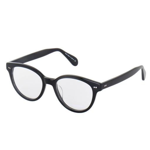 Vintage Acetate Oval Glasses OV5357