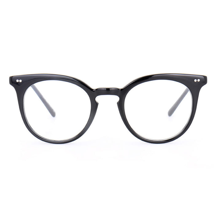 Vintage Eyeglasses Frames OV5348 Acetate Square Prescription Glasses