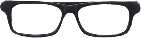 Vintage Square Glasses K8009