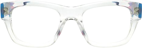 Vintage Square Glasses K9156