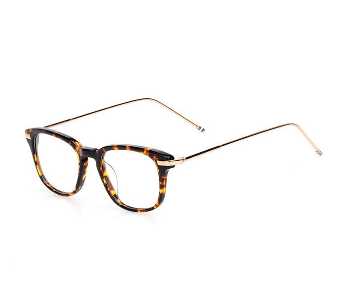 Vintage Square Glasses TB704