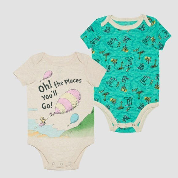 Uk Concept Dr Seuss Baby Clothes
