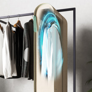 "Carlo Ratti's Pura-Case uses ""ozone power"" to sanitise clothes"