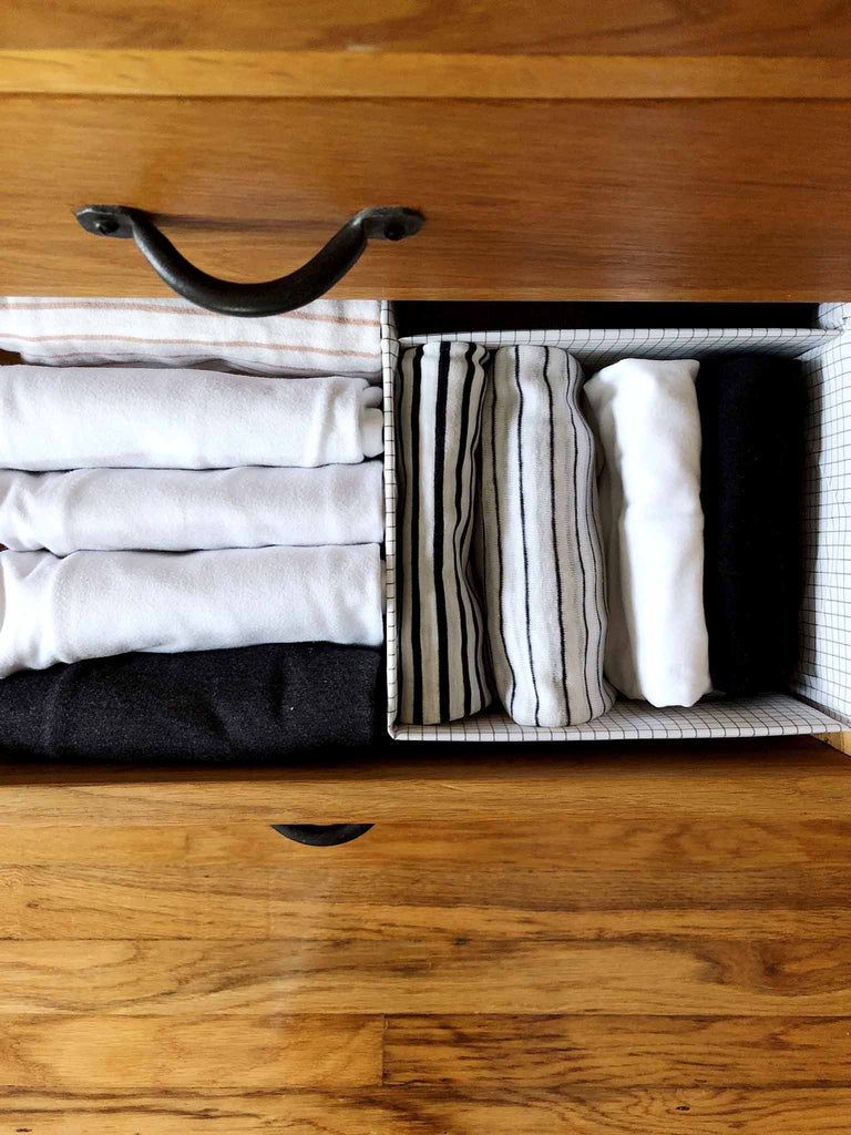 KonMari Part Two: How to Declutter & Organize Clothing