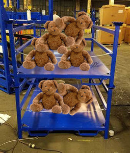 Delicious Teddy Bear Storage