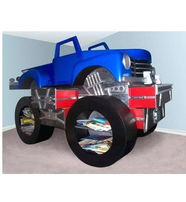 Luxurious Personalized Toy Trucks
