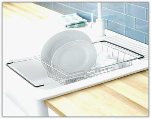 Interesting Wall Mounted Dish Drying Rack