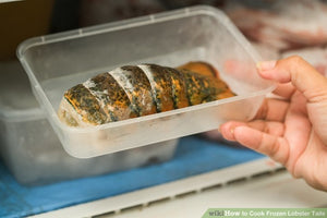 How to Cook Frozen Lobster Tails