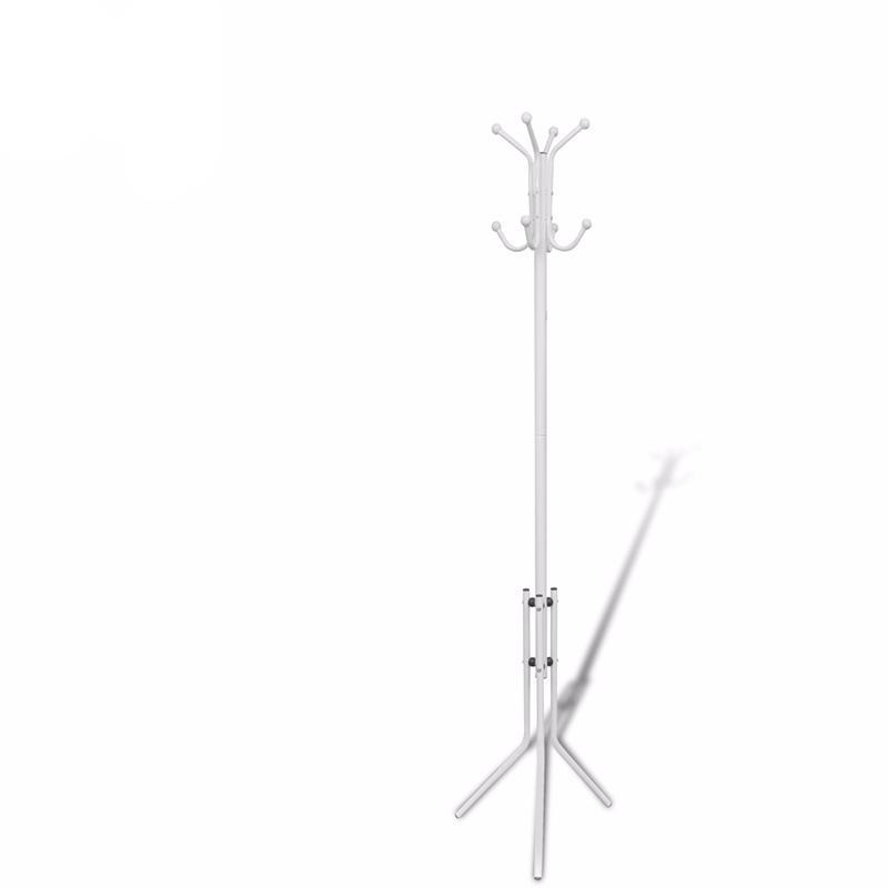 8 Hook Rotating Clothes Hanger Stand