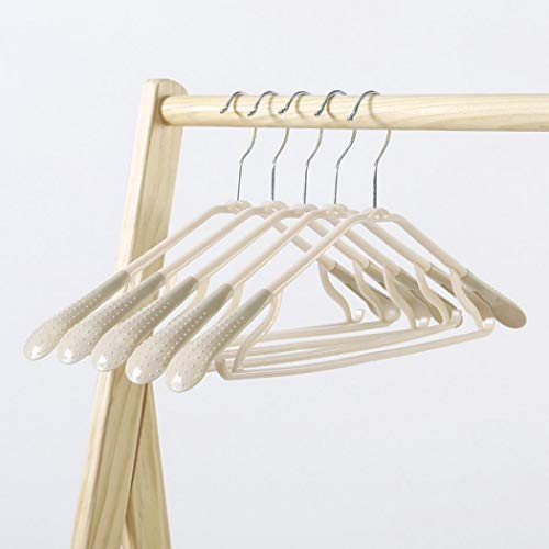 Goodfans 5 Pcs/Set Multi-Function Non-Slip Rotatable Clothes Hanger Drying Rack Suit Hangers