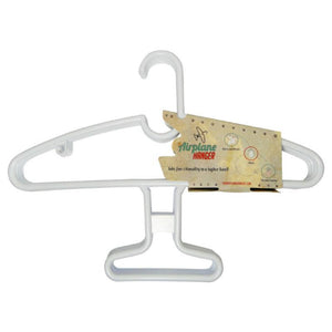 Aeroplane Clothes Hanger - 4 pack