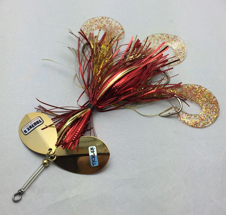 Toothy's Tackle Tickler #11