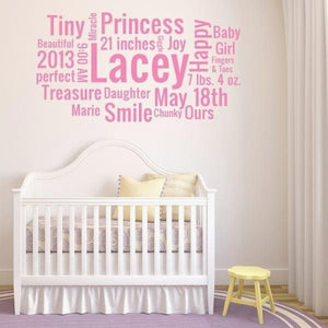 Fascinating Word Wall Decals
