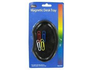 Magnetic Desk Tray For Paper Clips